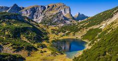 Die 25 schönsten Bergseen der Alpen - Bergwelten