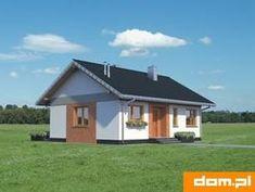 DOM.PL™ - Projekt domu AN ANTEK CE - DOM AN3-28 - gotowy koszt budowy Outdoor Structures, House, Small Farm Houses, Home, Homes, Houses