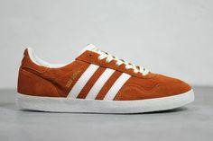 adidas Originals Turf Royal: Burnish Orange