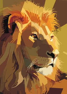 wallpaper lion, art, vector, lines, stripes Tier Wallpaper, Animal Wallpaper, Tumblr Wallpaper, Lion Wallpaper Iphone, Cellphone Wallpaper, Wallpaper Backgrounds, Cat Posters, Animal Posters, Lion Poster