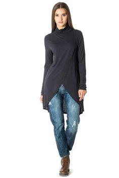 Μπλούζα ζιβάγκο κρουαζέ