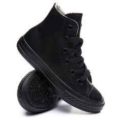 chuck taylor all star hi rubber sneakers (11-3) by Converse ($34) ❤ liked on Polyvore featuring shoes, sneakers, converse trainers, converse footwear, rubber footwear, rubber shoes and converse shoes