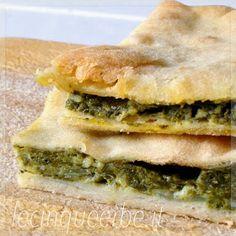 LE CINQUE ERBE: La Torta Verde