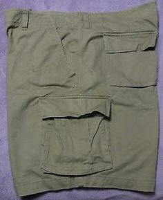NEW Faded Glory Sz 46 Big Tall Mens Cargo Pocket Shorts Khaki Tan Nice shape .  Washed them but never decided to wear them.  I bought them because I liked them but we live in the south now and its just too hot for these heavy weight heavy duty things!  I am listing some of my others too if you need more this size.Happily published via Nembol | Shop this product here: http://spreesy.com/BrokeGirlsBling/789 | Shop all of our products at http://spreesy.com/BrokeGirlsBling    | Pinterest selling…