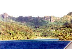Huahine - French Polynesia 2003
