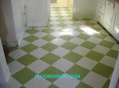 Another VCT flooring pattern/color scheme I like