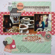 Costa Lovers -dapfnidesign - Teresa Collins - Daily Stories