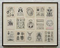 #estilos  russian criminal tattoo  enciclopedia