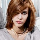 Mid length haircuts women