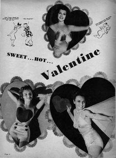 248 Best Vintage Valentine S Day Stars Pinups Ladies Images On