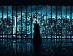 GOTHAM CITY Batman Rises