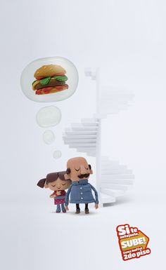 Zona Buffet - 3D Characters #3D #character