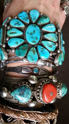 Turquoise Skies is the place to go when you are in the market for some stunning Native American jewelry for sale. Silver Jewelry, Vintage Jewelry, Silver Rings, Vintage Turquoise Jewelry, Boho Chic, Hippie Chic, Hippie Style, Boho Style, American Indian Jewelry