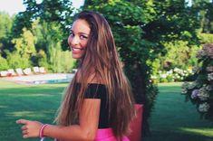 Con tan sólo 16 años la hija de Chayanne incendia Instagram