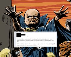 """The """"Stan Lee is actually Uatu the Watcher"""" theory:"""