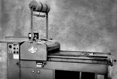 Vandercook Universal One letterpress