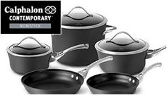 how to clean and care for calphalon cookware cleaning made easy pinterest cookware and. Black Bedroom Furniture Sets. Home Design Ideas