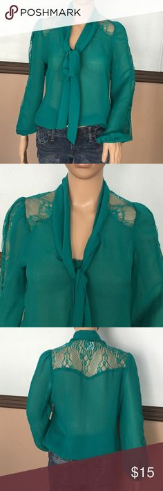 Charming Charlie blouse Perfect condition Charming Charlie Tops Blouses