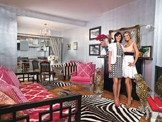 Ivanka Trump decorates her assistant's one bedroom new york city apartment.