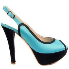 Mercedeh Shoes - Catalogue : Women > Shoes > SlingBack