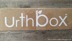 Canadian Subscription Box Addict: Urth Box Review - April 2014 - Healthy Snack Subscription Box + PROMO CODE