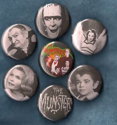 The Munsters Aw I remember watching the show ♥♥