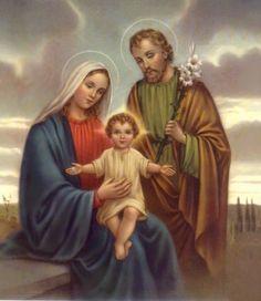 The Blessed Mother, Lord Jesus, Saint Joseph Religious Pictures, Jesus Pictures, Blessed Mother Mary, Blessed Virgin Mary, Sacramento Do Matrimonio, Immaculée Conception, Image Jesus, Jesus Wallpaper, Mama Mary