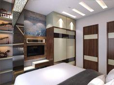 Bedroom interior #bedroomdecor #bedroomdesign New Furniture, Bedroom Furniture, Bedroom Decor, Best Interior, Interior Design, Tv Wall Decor, Tv Unit Design, Bed Back, Bedroom Styles