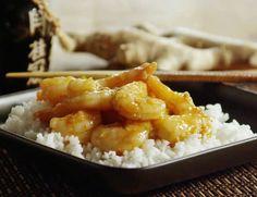 Cocina con corazón » Gambas al estilo de Sichuan para paladares inquietos
