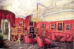 Гатчинский дворец. Большой кабинет