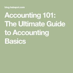 Learn about accounting basics how developing an understanding of your business's accounting will allow you to grow better. Accounting Classes, Accounting Basics, Small Business Accounting Software, Small Business Bookkeeping, Business Bank Account, Accounting And Finance, Business Education, Accounting Major, Accounting Principles