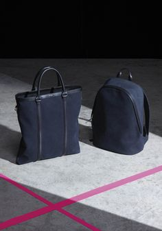 You gotta carry your trash around... You may as well do it in style!!!  - Men's Accessories Autumn/Winter '15 - Paul Smith Collections