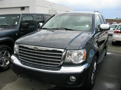 2008 Chrysler Aspen Limited For Sale Chrysler Dodge Jeep, Aspen, Used Cars, Planes, Trains, Automobile, Vehicles, Airplanes, Car