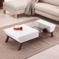 Sweet coffee table.