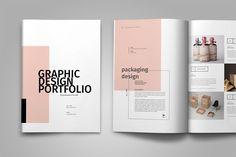 Sample image of graphic design portfolio template 19 - # # # Portfolio . - Sample image of graphic design portfolio template 19 – - Layout Design, Design De Configuration, Graphisches Design, Buch Design, Graphic Design Layouts, Graphic Design Posters, Graphic Design Typography, Graphic Design Portfolios, Graphic Design Templates
