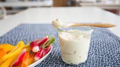 Mayonnaise sans œufs  | Cuisine futée, parents pressés