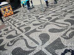 Portuguese pavement pattern