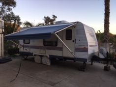 Check out this 2004 Fleetwood Pioneer 18T6 listing in Canyon Lake, CA 92587 on RVtrader.com. It is a Travel Trailer and is for sale at $6500.