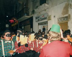 Coros 1989