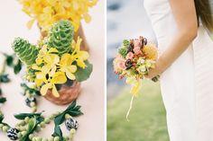 Tropical Wedding Motif