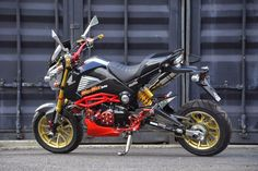 Honda Grom by MadMax