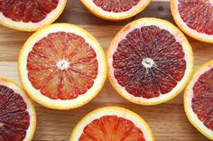 Blood Orange. It never gets old cutting into one!