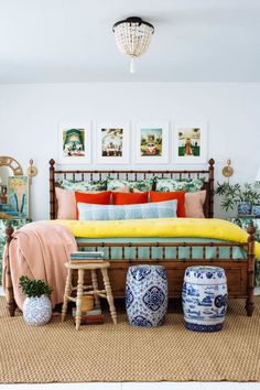 Eclectic Master Bedroom Guide - Bedroom Bed, Linen Bedroom, Furniture Bedroom and Style Master Bedroom Home Interior Design, Decor, House Interior, Bedroom Makeover, Bedroom Guide, Home, Eclectic Bedroom, Eclectic Master Bedroom, Home Decor