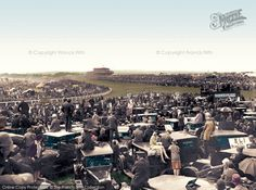 Photo of Epsom, Derby Day 1928 from Francis Frith Epsom Derby, Derby Day, St Thomas, Derbyshire, West Indies, Best Memories, Rolls Royce, Beautiful Images, Vintage Cars