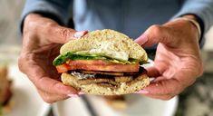 Blt Recipes, Homemade Seitan, Vegetarian Protein Sources, Mind Diet, Vegan Chocolate Chip Cookies, Vegan Restaurants, Batch Cooking