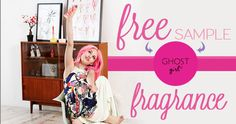 Free Sample of Ghost Girl Fragrance