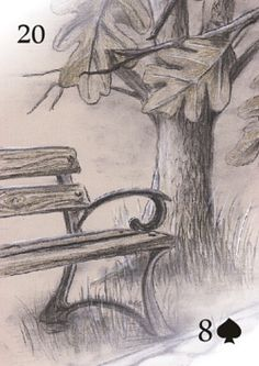 Middia Lenormand Project started III 2015 Garden Ogr d Pencil Drawing # Easy Pencil Drawings, Art Drawings Sketches Simple, Art Drawings Beautiful, Cool Drawings, Pencil Drawings Of Nature, Tattoo Sketches, Pencil Sketches Landscape, Pencil Drawing Inspiration, Drawing Ideas