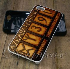 Azkaban Prison Case for iPhone Case,Ipod Touch Case, Samsung Galaxy Case, Xperia Case, HTC Cases Available Rubber Plastic