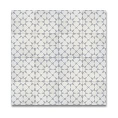 Pack of 12 Medina Grey and White Handmade Cement and Granite 8x8 Floor and Wall Tiles (Morocco) - 17506738 - Overstock.com Shopping - Great Deals on Accent Pieces