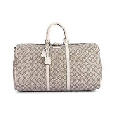 Gucci Women Beige Travel Bags 206500 FCIEG 9644